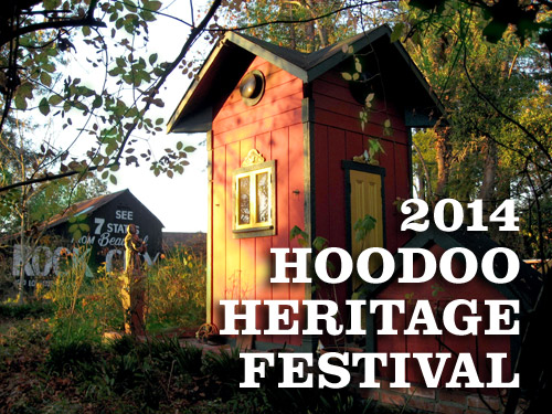 Missionary Independent Spiritual Church 2014 Hoodoo Heritage Festival
