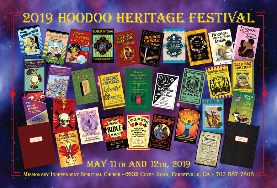 Hoodoo Heritage Festival 2019 by the Association of